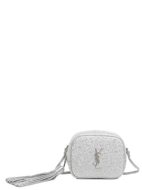Saint Laurent bag silver