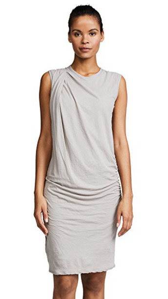 James Perse dress sleeveless draped