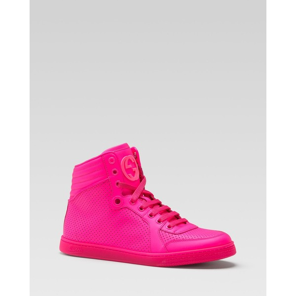 Gucci Coda High Top Sneaker - Polyvore
