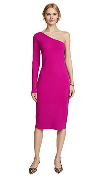 Diane Von Furstenberg dress knit pink