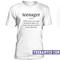Teenager t-shirt - teenamycs