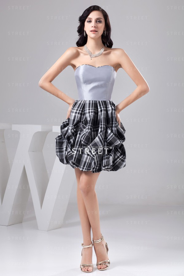 sweet 16 dress taffeta