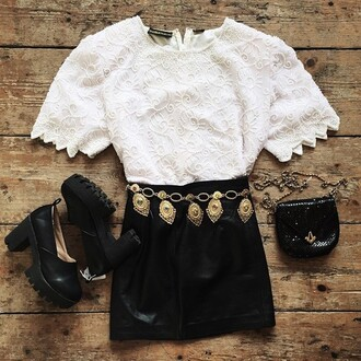 tank top dress up shorts shoes white crop tops thank top