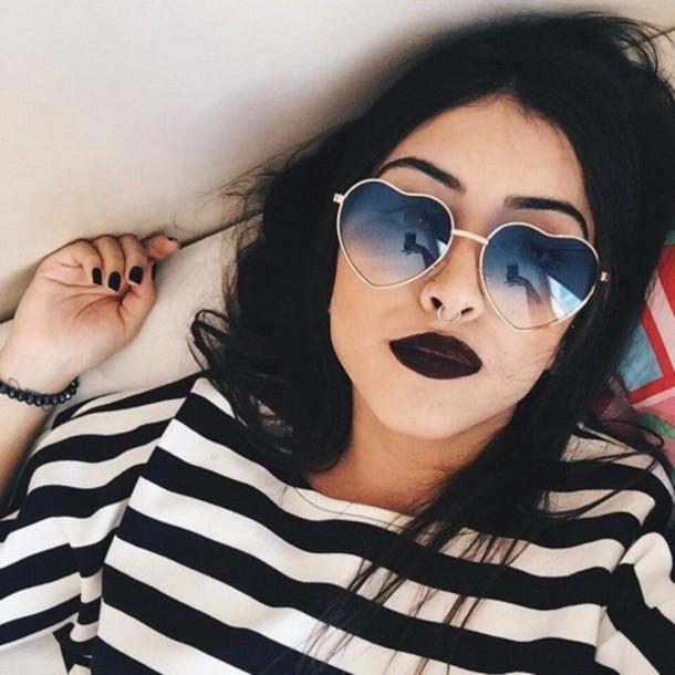 sunglasses girl beautiful tumblr