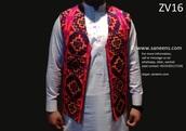 dress,afghanistan fashion,afghan pendant,afghan tassel necklace,afghan sweater,afghandress,afghan silver