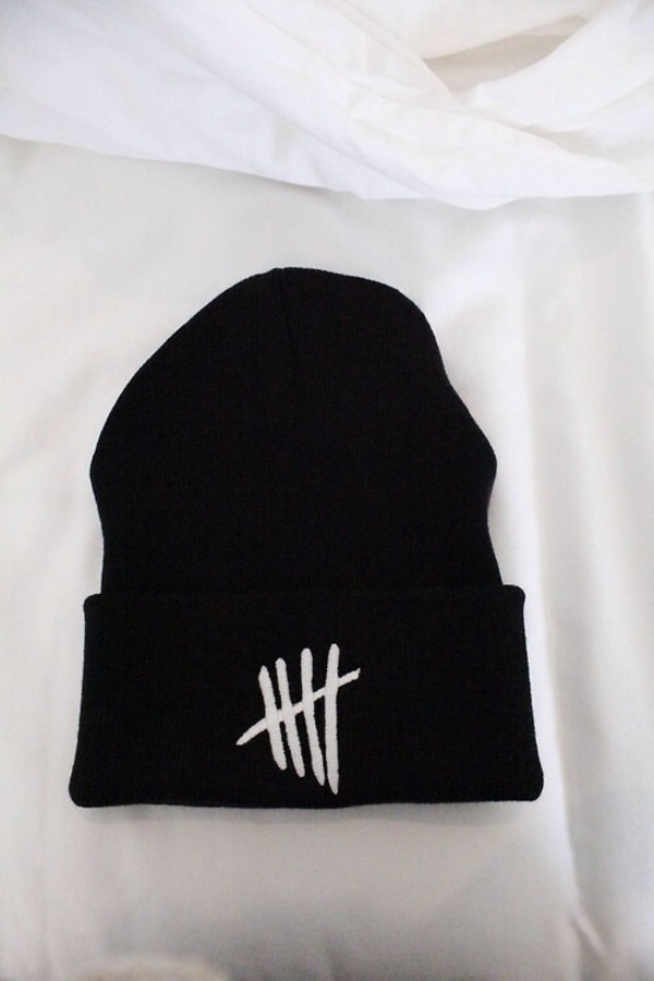 hat 5 seconds of summer beanie