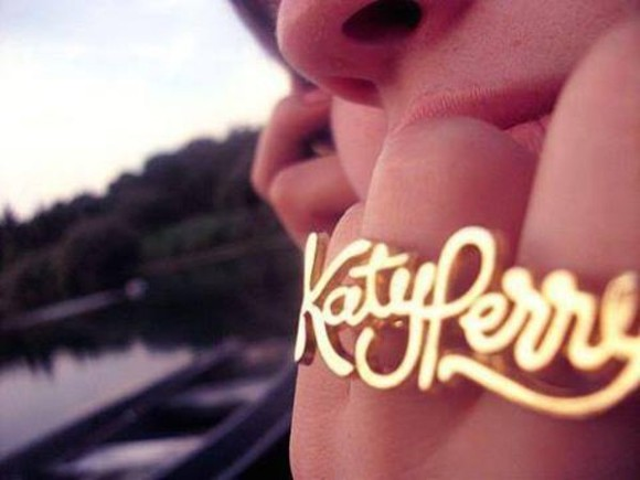 jewels ring katy perry gold ring gold accessories