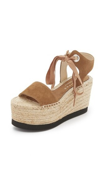 espadrilles taupe shoes