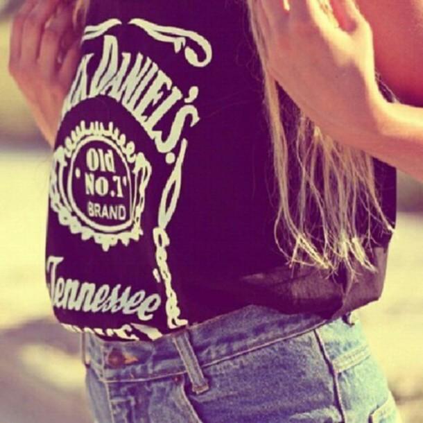 shirt jack daniels shirt