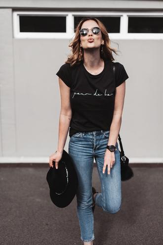 sbstnc blogger jeans shoes underwear bag t-shirt