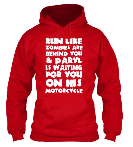 Walking dead daryl hoodie