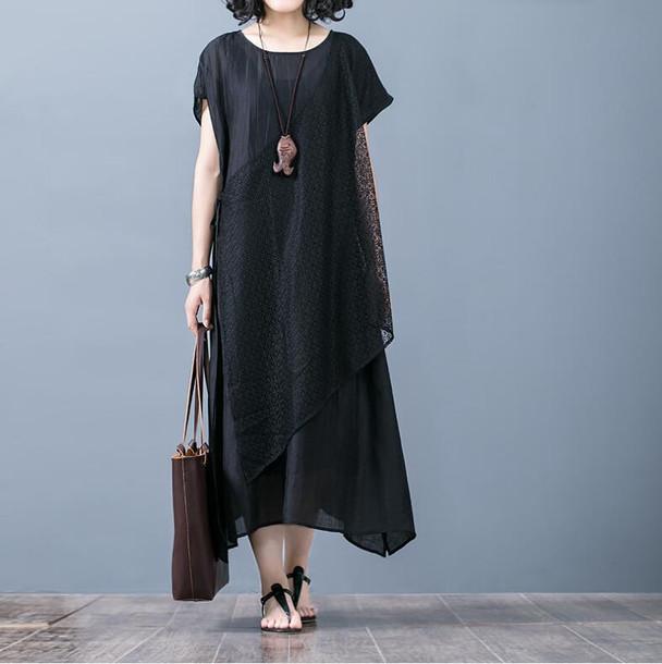dress moored dress maxi dress