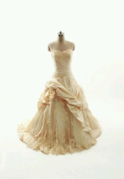 lace dress white dress wedding dress