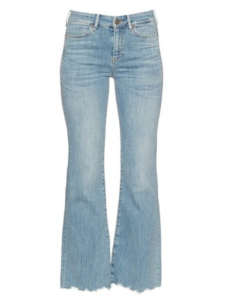 jeans cropped jeans cropped high light blue light blue