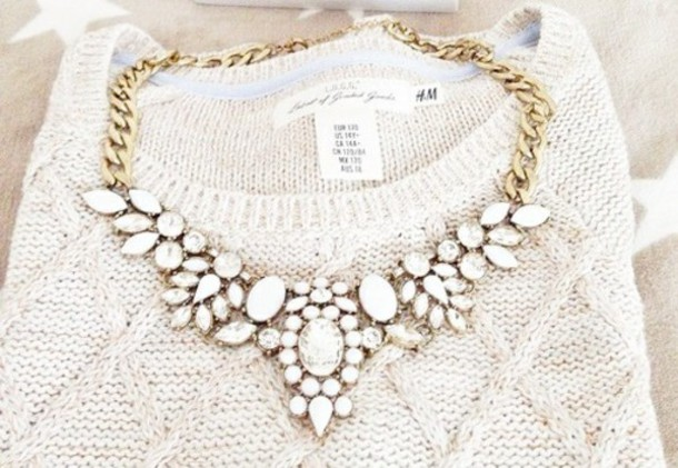 jewels necklace style statement necklace