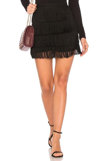 BB Dakota skirt black