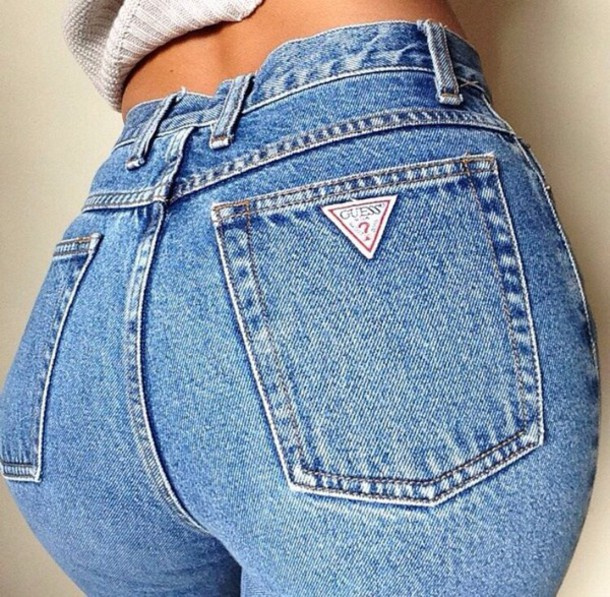 jeans guess skinny jeans pants