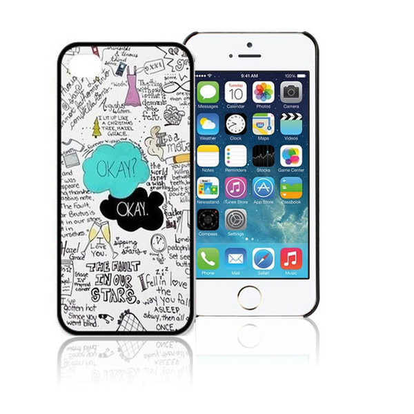 phone cover phone cover cover kawaii the fault in our stars iphone free shipping the fault in our stars the fault in our stars case for iphone 4/4s/5