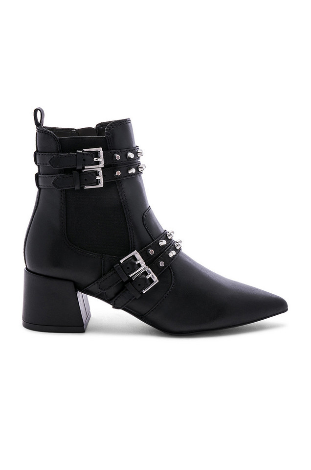 KENDALL + KYLIE Rad Bootie in black
