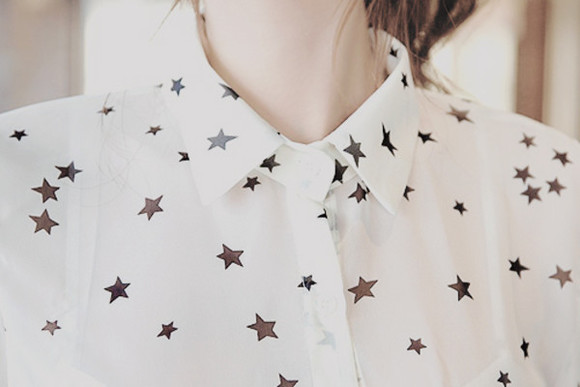 style stars clothes chic blouse