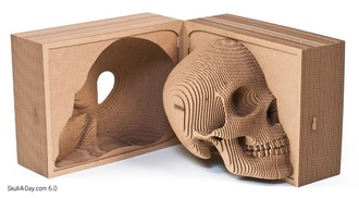 home accessory skull halloween decor