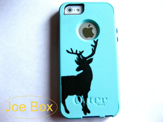 Otterbox iphone 5 case Iphone 5 case Glitter case by JoeBoxx