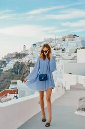 vogue haus,blogger,dress,bag