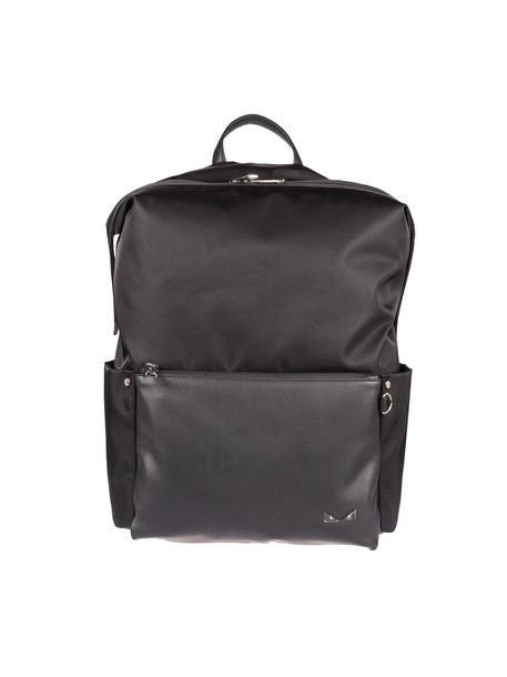 Fendi bag backpack black