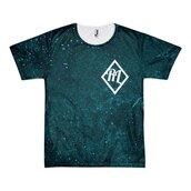 shirt,blue,skateboard,bmx,menswear,mens t-shirt,t-shirt,blue top,dark blue,turquoise,skater,snowboarding,bmx shirt,fall outfits,fall colors