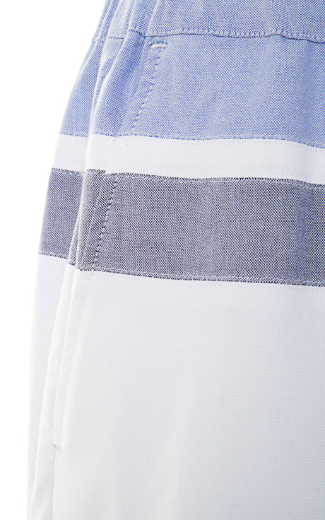 Tie-Front Cotton Skirt by MSGM - Moda Operandi