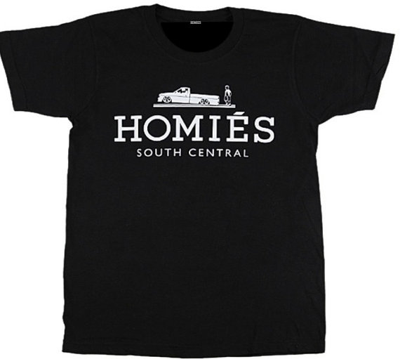 HOMIES SOUTH CENTRAL Tshirt by ForGirlsWhoLove2Rock on Etsy