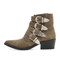 Toga pulla buckled suede booties | shopbop