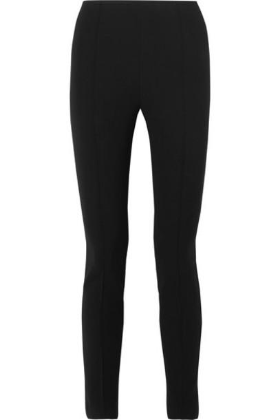 Totême pants skinny pants black