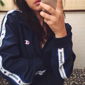 jacket supreme jacket supreme navy