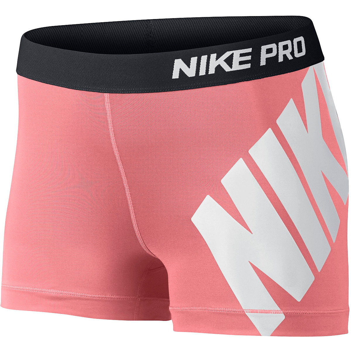 Nike Women s Pro 3-Inch Core Compression Logo Shorts 69a4a87c0