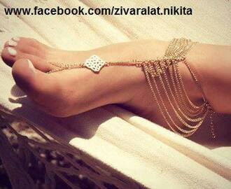 jewels gold feet braclets jacket cute anklet pretty sexy