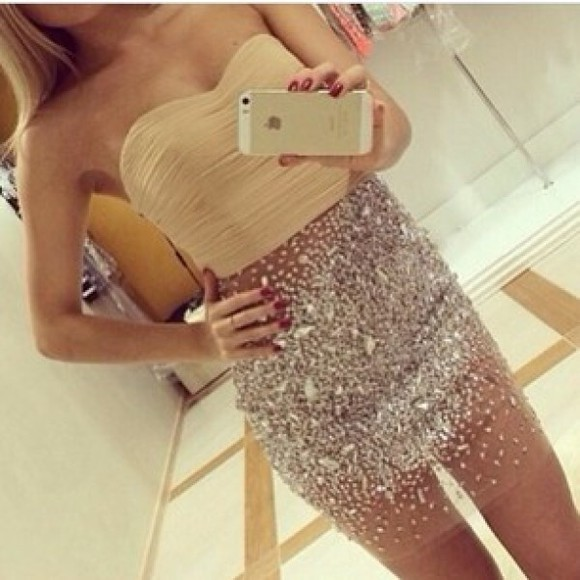 dress sequin sparkle
