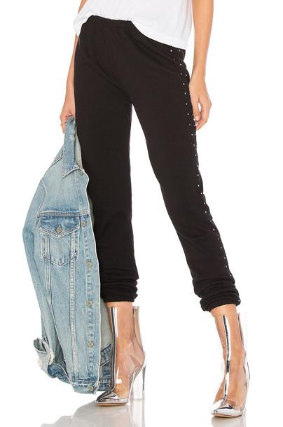 Wildfox Couture black pants