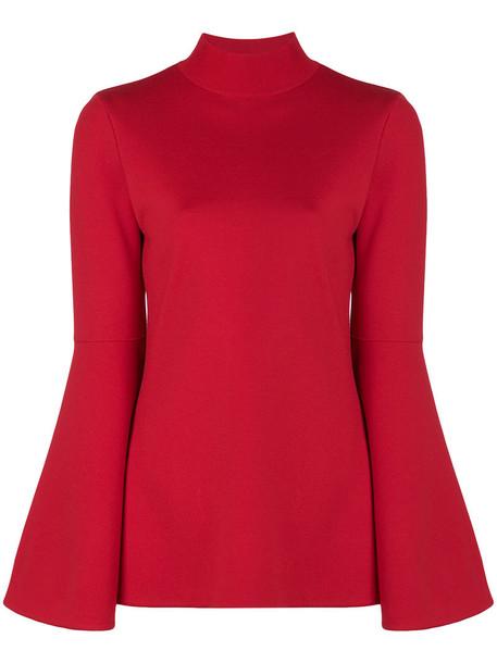 PRINGLE OF SCOTLAND sweater women red