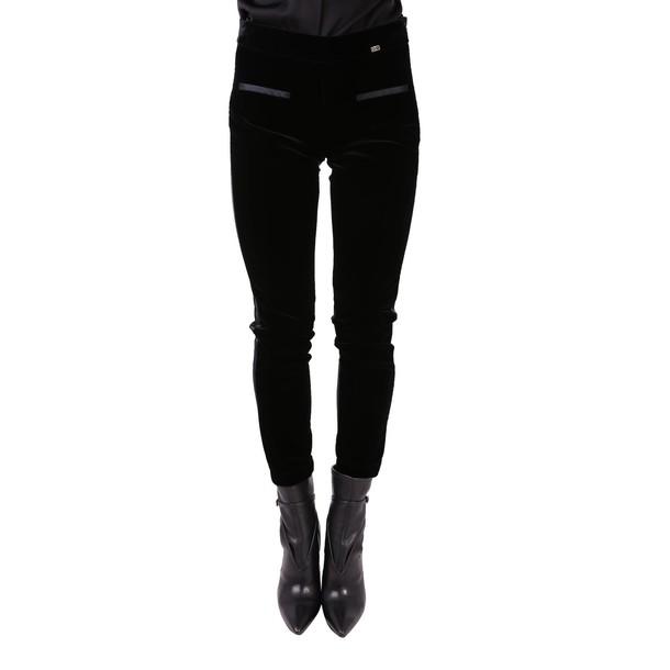 Elisabetta Franchi Celyn B. black pants