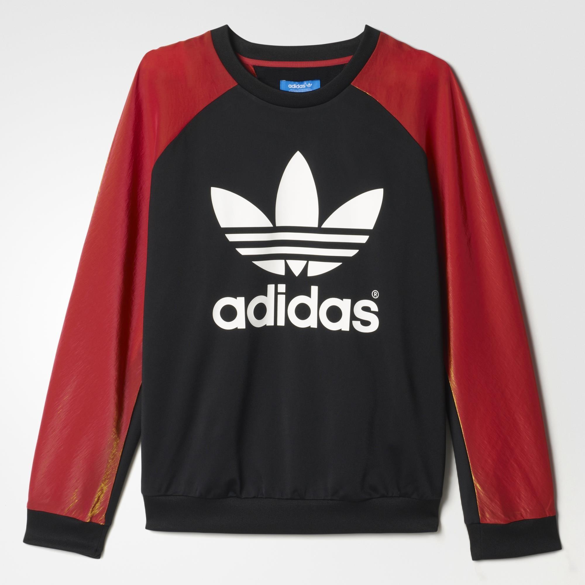 adidas Space Shifter Sweatshirt - Black | adidas US