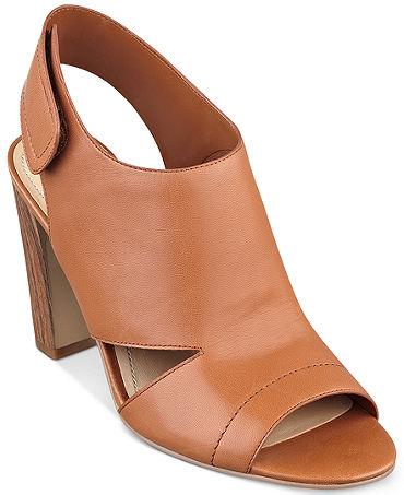 Marc Fisher Leotie Sandals - Shoes - Macy's