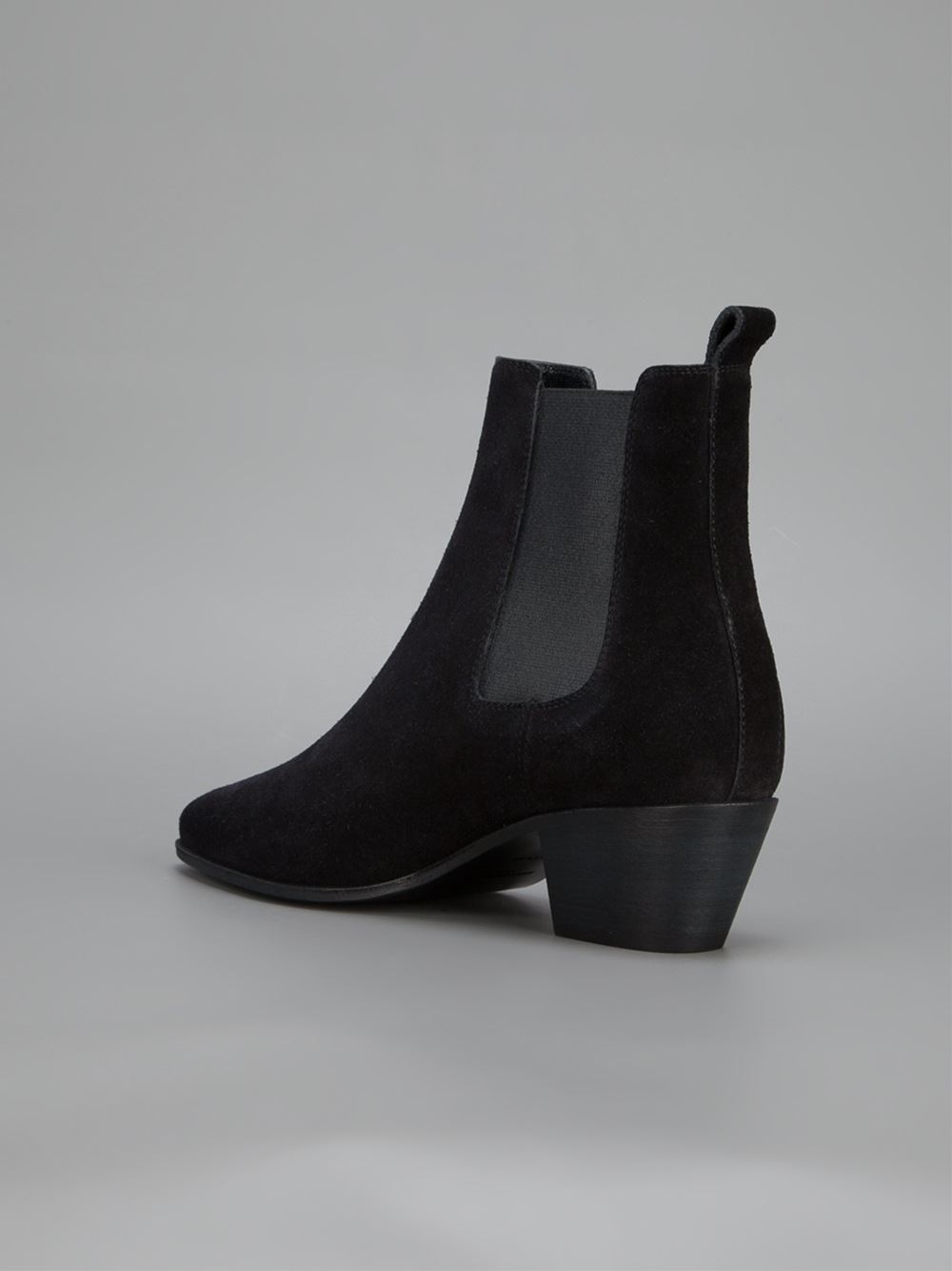 Saint laurent 'wyatt 40' ankle boots