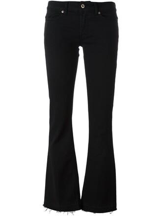 jeans neon women spandex cotton black