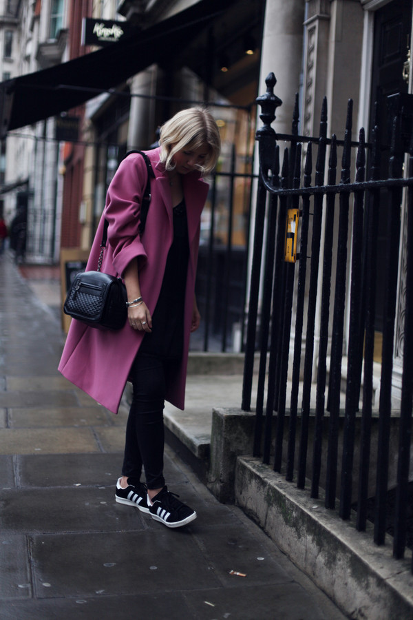 into the fold coat jeans dress bag