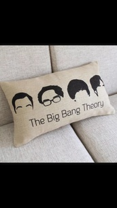 bag,pillow,big bang theory,colorful pillow,cushion covers,mandala design