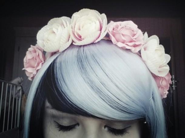 hat soft grunge pastel goth indie hippie hipster