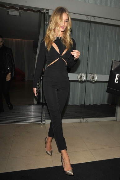 blouse rosie huntington-whiteley