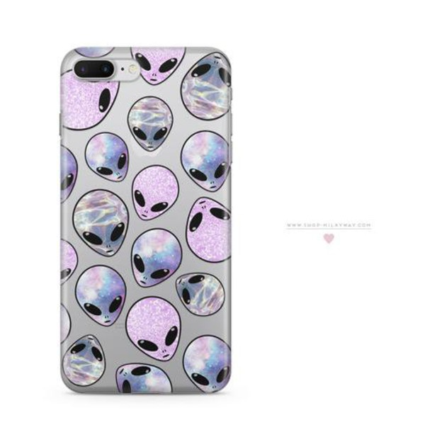 Milkyway Cases CLEAR TPU CASE COVER - GALAXY PEOPLE