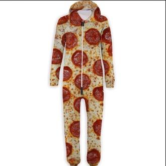 jumpsuit pizza pizza print pajamas miley cyrus pizza pizza footie pajamas gummy bear footie pajamas pepperoni
